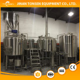 중간 맥주 양조장 장비 1500L, 2000L, 2500L, 3000L, 3500L