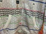 Одежды Hoody спортов способа цветастые с нашивкой Fw-8719