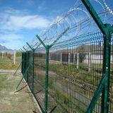 Razor valla de alambre de púas/malla de alambre en China