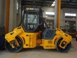 Junma 10トンの油圧二重ドラム振動の道ローラーの機械装置(JM810H)