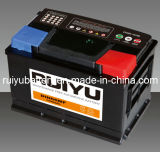 DIN 66 56633 12V 66ah 自動車バッテリー自動車バッテリー