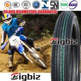 2.75-17 Neumático sin tubo de la motocicleta de China Fctory para el mercado de México