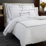 Bordado de ropa de cama edredón del Duvet cover set de lujo