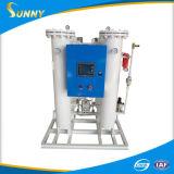 Nuovo generatore dell'azoto di elevata purezza di uso dell'azoto e di circostanza con purezza 99.9995%