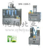 Gable Top Carton Dill Pickle Chips Filing Scellant Machine