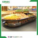 De plastic Tribune van de Banner van de Tentoonstelling van het Fruit Supermarkt