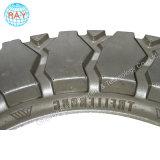 Sólido molde de caucho de neumático de la motocicleta Neumático