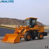 承認されたAoliteのブランドのセリウムは1.3トンの中国の車輪のローダーを連結した