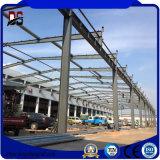 倉庫の研修会のための構造スチールの製造の鉄骨フレームの建物
