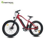 bicicleta elétrica barata chinesa gorda da bicicleta MTB do pneu 26inch E de 1000W 48V
