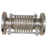 Junta de expansão de aço inoxidável de junta do tubo de metal