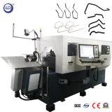 8 Äxte automatische Metalldraht-verbiegende Maschine CNC-3D