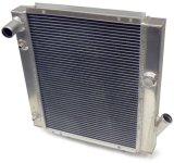 El radiador de aluminio de rendimiento de las carreras de coches de carreras (EVO, S13 S14 S15, 240SX, Supra, JZA, cívicos, DC2 DC5).