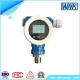 Dois transmissor de pressão industrial do fio 4-20mA, 0-120 graus Célsio