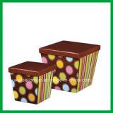 Het kleurrijke Vakje van het Document van het Vakje van de Gift/Verpakkend Vakje voor PromotieGift