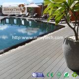 Decking di plastica di legno del composto WPC della piscina del patio del balcone
