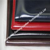 Fornecedor de couro do PVC da prova de incêndio M2/BS5852