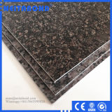 El panel de pared de piedra exterior de 4 mm (ACM) Materiales compuestos de aluminio