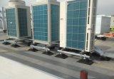 Durafoot 350 (41X41) carré pieds de support en caoutchouc sur le toit de la Base de bloc