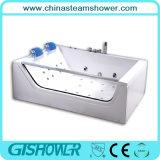 Прямоугольная свободно стоящая акриловая угловойая ванна (KF-638)