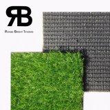 Paisaje 35mm de cuatro colores de mejor calidad de la decoración de césped artificial y Césped Artificial Césped Artificial/