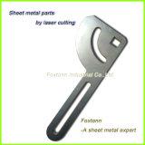 Piezas de acero inoxidable de chapa metálica de corte por láser