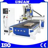Atc CNC van de schijf Scherpe Machine voor het Gebied van de Houtbewerking van het Bureau Carbinet