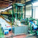 La machine d'enduit en acier et en aluminium de couleur, colorent la ligne enduite de machines