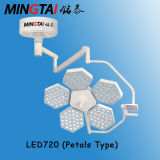 붙박이 사진기 및 모니터를 가진 LED720/720 운영 빛