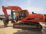 Excavatrice défonceuse utilisée de Doosan Doosan Dh220LC-7 à vendre