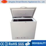 Congelador silencioso da caixa do uso do hotel & da HOME da C.C. 12V 24V sem compressor