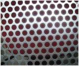 ISO9001 Perforé (poinçonnage) Maille métallique