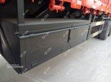 Remorque élevée de vraquier de remorque de mur latéral de frontière de sécurité