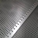 Rundes perforiertes Ineinander greifen-Panel des Loch-SS