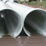 GRP que enrola a tubulação de água potável