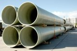 Tubo leggero di FRP GRP per il rifornimento idrico e le acque luride Drainning
