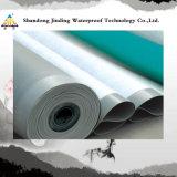 Sótano usado membrana impermeable colorida del PVC del polímero