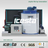 Certification CE Flocon Air-Cooled Machine à glace (5 tonnes/24h)