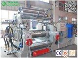 Tipo Uni moinho de borracha aberto da movimentação/moinho de Rolls do rolamento de mistura de borracha