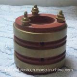 Anello di collettore di prestazione di lubrificazione per il generatore di vento