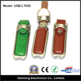 USB di cuoio Pendrive 4GB, 8GB, 16GB, 32GB (USB-LT020)