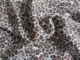 Zusammengesetztes Yarn Imitation Silk Satin Fabric mit Printing (XSC002))