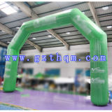 Advertizing gonflable Arch pour Outdoor Activities/Inflatable Début Finish Arch pour Racing
