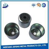 Verschiedene Typen der Aluminium-/Stahl-/Messingblech-stempelnden/lochenden Teile