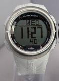 새 모델 이중 시간 심박수 모니터 시계, 시계, 스포츠 시계를 세는 열량