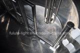 El tanque Stirring de la bebida de la calefacción de vapor del acero inoxidable