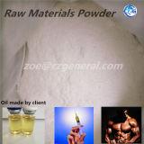 Enanthate Puder u. injizierbares flüssiges Öl-Testosteron Enanthate auf Muskel prüfen