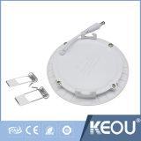 Haut Lumen panneau carré lumière LED SMD 2835
