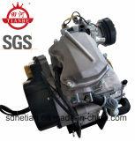 Certificado ISO9001 60V arrefecidos a água saída DC de baixa rpm Extensor de Alcance Gerador Magnético