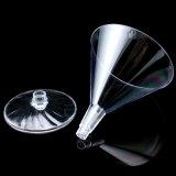 Glace remplaçable de Martine de cuvette de cuvette en plastique de vaisselle 5 onces